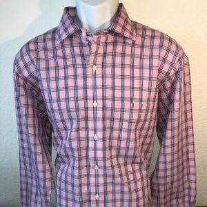 BROOKS BROTHERS 1818 Men's Shirt Long Sleeve